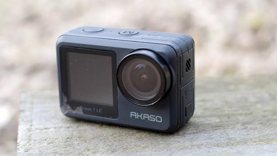 akaso brave La mejor cámara de acción barata 2020