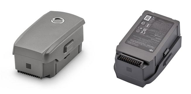 las baterías del dron cuidado y mantenimiento