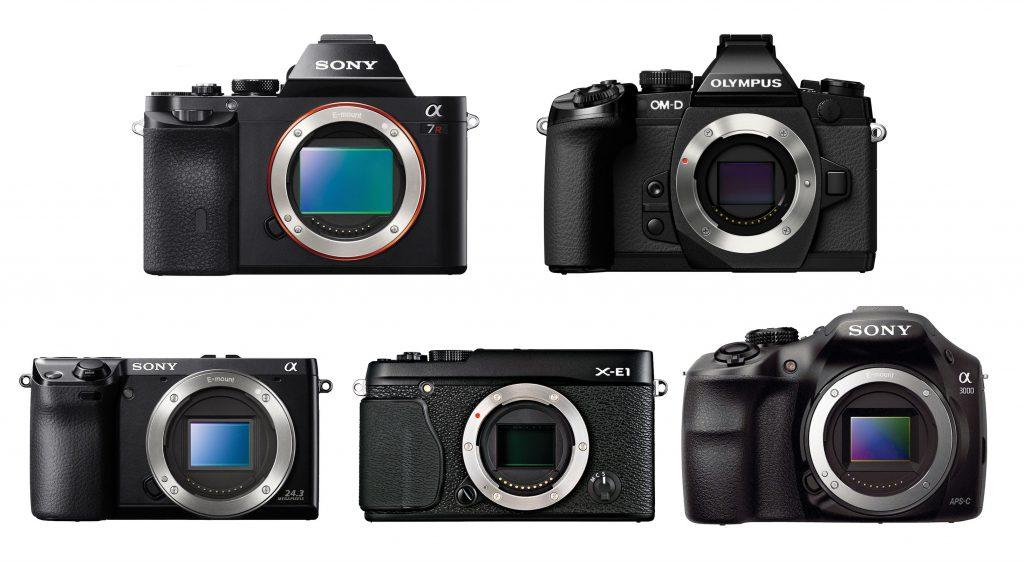 Las mejores cámaras de 2021
