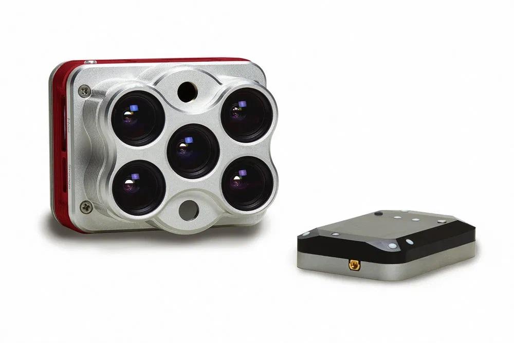 Entender los sensores para drones