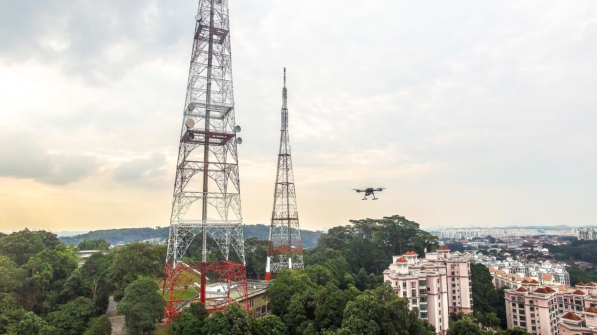 Drones e interferencias magnéticas