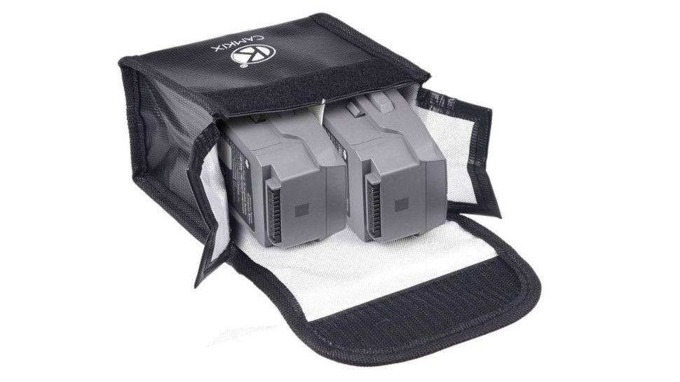 Bolsa de batería LiPo los mejores accesorios para drones