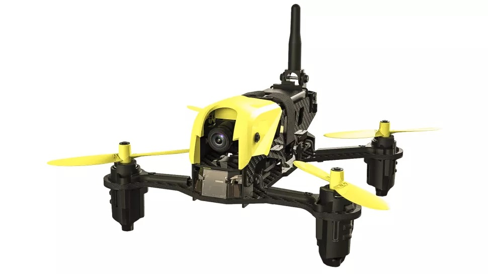 Hubsan X4 drones para principiantes