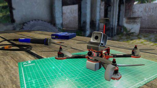 Liftoff simulador de vuelo para drones
