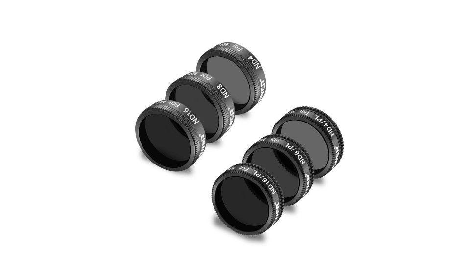 Kit de filtros de lente Neewer de 6 piezas
