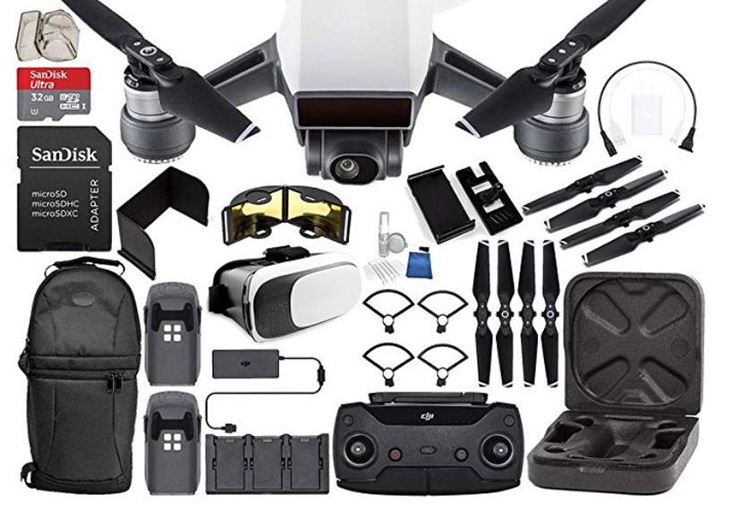 los mejores accesorios para drones